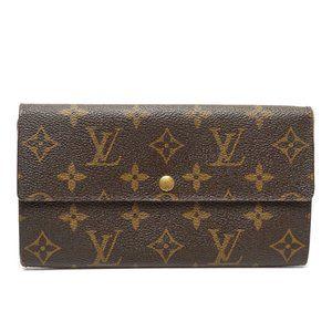 Auth Louis Vuitton Pochette Monnaie #6566L84